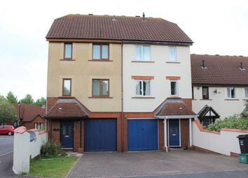 Thumbnail 3 bed terraced house to rent in Fivash Close, Taunton