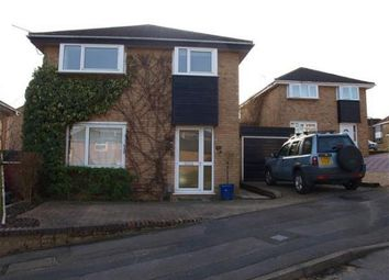 Thumbnail 4 bed detached house to rent in Tattershall, Toothill, Swindon