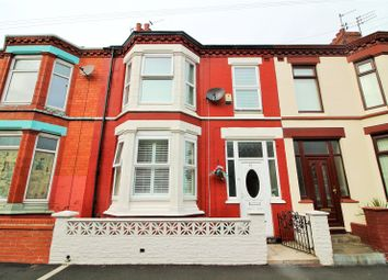 Thumbnail 3 bed terraced house for sale in Redvers Drive, Orrell Park, Liverpool