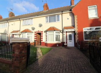Thumbnail 2 bed terraced house for sale in 29th Avenue, Hull