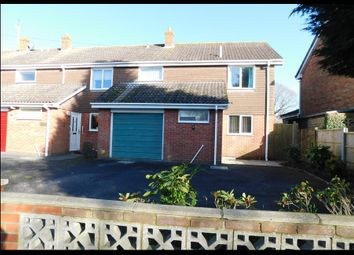 Thumbnail 1 bed end terrace house for sale in Water Lane, Totton, Southampton