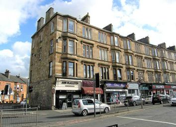 Thumbnail 2 bed flat for sale in Clarkston Road, Cathcart, Glasgow