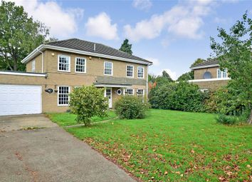 Thumbnail 5 bed detached house for sale in Can Hatch, Tadworth, Surrey