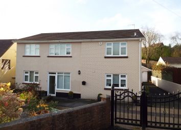 Thumbnail 4 bed detached house for sale in Church Road, Llanedi, Pontardulais