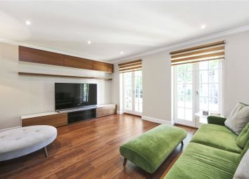 Thumbnail 3 bed mews house to rent in Andover Place, London