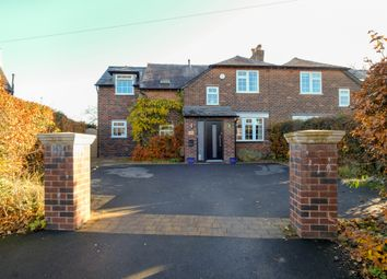 Thumbnail 4 bed semi-detached house for sale in Manor Road, Lymm