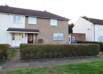 Thumbnail 3 bed semi-detached house for sale in Prince Charles Crescent, Farnborough