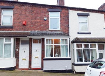 Thumbnail 2 bed terraced house for sale in Balfour Street, Hanley, Stoke On Trent