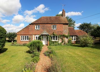 Thumbnail 3 bed detached house for sale in Woodlands, Bramdean, Alresford
