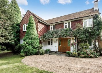 Thumbnail 4 bed detached house for sale in Seven Hills Close, St. Georges Hill, Weybridge