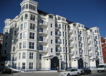 Thumbnail 2 bed flat to rent in Central Promenade, Douglas
