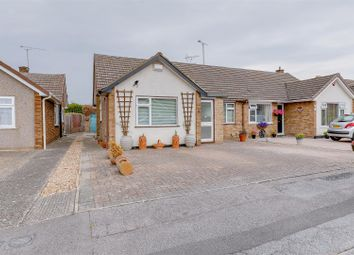 Thumbnail 2 bed semi-detached bungalow for sale in Danes Mead, Kemsley, Sittingbourne