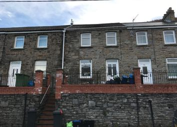 Thumbnail 3 bedroom terraced house to rent in Cardiff Road, Merthyr Vale