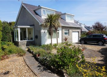 Thumbnail 3 bed detached bungalow for sale in Nant Bychan, Moelfre