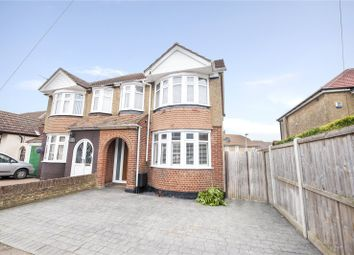 Thumbnail 5 bed semi-detached house for sale in Blaker Avenue, Rochester, Kent