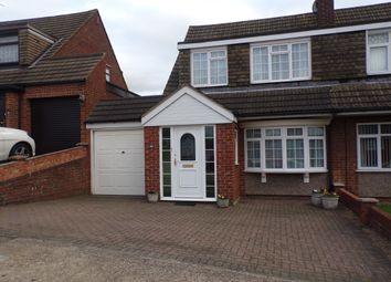 3 bed semi-detached house for sale in Pepper Hill, Northfleet, Gravesend DA11