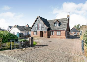 6 bed detached house for sale in The Crescent, Barham, Ipswich IP6