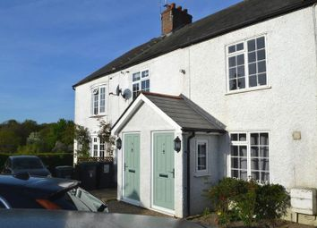 Thumbnail 2 bed terraced house for sale in Ashes Lane, Hadlow, Tonbridge