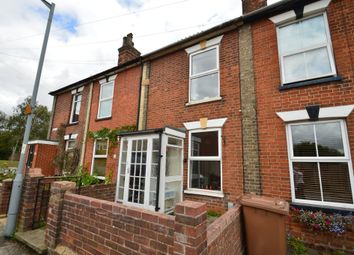 Thumbnail 2 bed terraced house for sale in Lacey Street, Ipswich