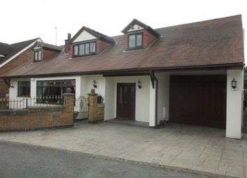 Thumbnail 4 bed detached house for sale in Woodend, Leigh, Lancashire