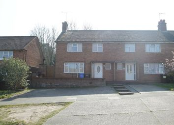 Thumbnail 3 bed end terrace house for sale in Hawthorn Drive, Ipswich, Suffolk