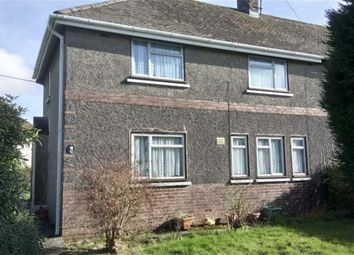 Thumbnail 3 bed semi-detached house for sale in Bron Gwendraeth, Carway, Kidwelly