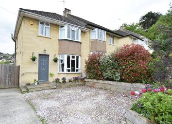 Thumbnail 4 bed semi-detached house for sale in Frys Leaze, Bath, Somerset
