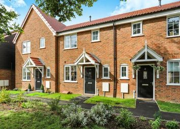 Thumbnail 2 bed terraced house for sale in Watton, Norfolk