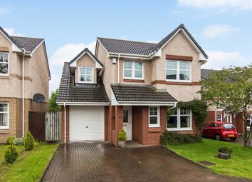 Thumbnail 4 bedroom detached house for sale in Hillhouse Wynd, Kirknewton