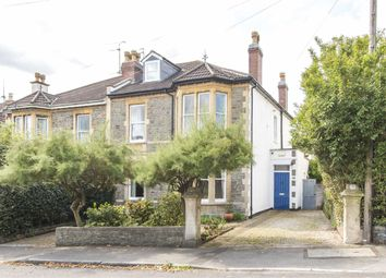 Thumbnail 6 bed semi-detached house for sale in Broadway Road, Bishopston, Bristol