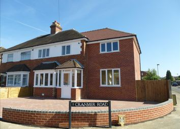 Thumbnail 4 bed semi-detached house for sale in Cranmer Road, Cowley, Oxford