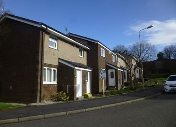 Thumbnail 1 bed end terrace house for sale in Gateside Crescent, Airdrie