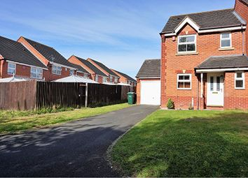 Thumbnail 3 bedroom end terrace house for sale in Arthur Harris Close, Smethwick