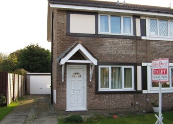Thumbnail 2 bed semi-detached house to rent in The Fulmars, Poulton Le Fylde