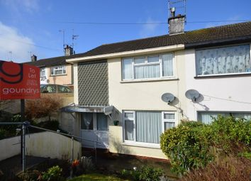 Thumbnail 2 bed semi-detached house to rent in Cornish Crescent, Truro