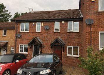Thumbnail 2 bed terraced house to rent in Coverdale, Luton