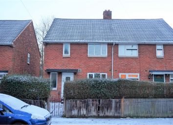 Thumbnail 2 bedroom semi-detached house for sale in St. Johns Road, Walsall