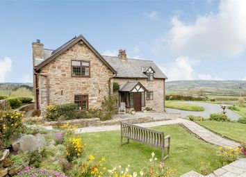 Thumbnail 5 bed detached house for sale in Bromlow, Minsterley, Shrewsbury, Shropshire
