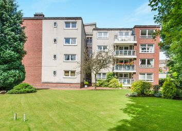 Thumbnail 3 bed flat for sale in Haggswood Avenue, Pollokshields, Glasgow