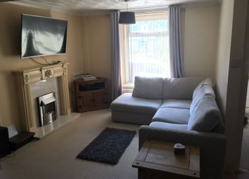 Thumbnail 2 bed end terrace house to rent in Commercial Road, Abercarn, Newport