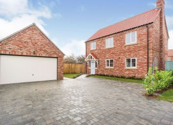 Thumbnail 4 bed detached house for sale in Brindley Grove, Sutton Cum Lound