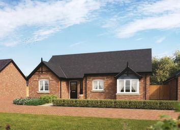 Thumbnail 2 bed bungalow for sale in Church View, Station Road, Hadnall, Shrewsbury