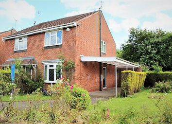 Thumbnail 2 bed semi-detached house for sale in Ebourne Close, Kenilworth