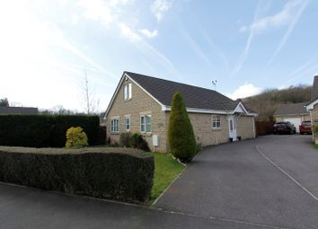 Thumbnail 4 bed detached bungalow for sale in Iron Way, Tondu