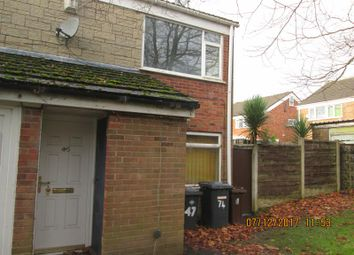 Thumbnail 1 bed flat to rent in Tintern Avenue, Astley, Tydesley, Manchester