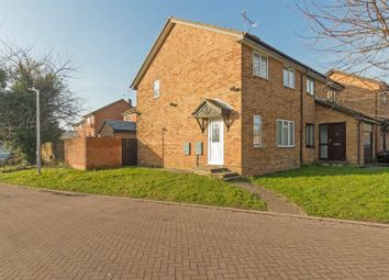 Thumbnail 3 bedroom semi-detached house for sale in Foxgrove, Milton Regis, Sittingbourne