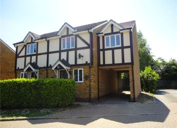 Thumbnail 3 bed semi-detached house to rent in Fennscombe Court, West End, Woking, Surrey
