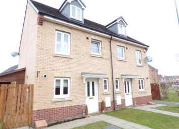 Thumbnail 3 bedroom semi-detached house for sale in Barn Lane, Cambuslang, Glasgow