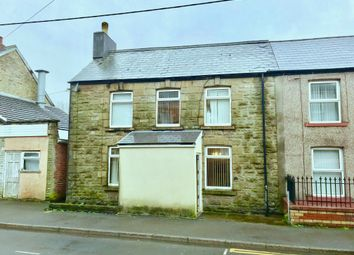 Thumbnail 4 bed semi-detached house for sale in Main Road, Crynant, Neath