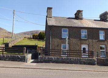 Thumbnail 2 bed semi-detached house for sale in Hendre Ddu, Manod, Blaenau Ffestiniog, Gwynedd
